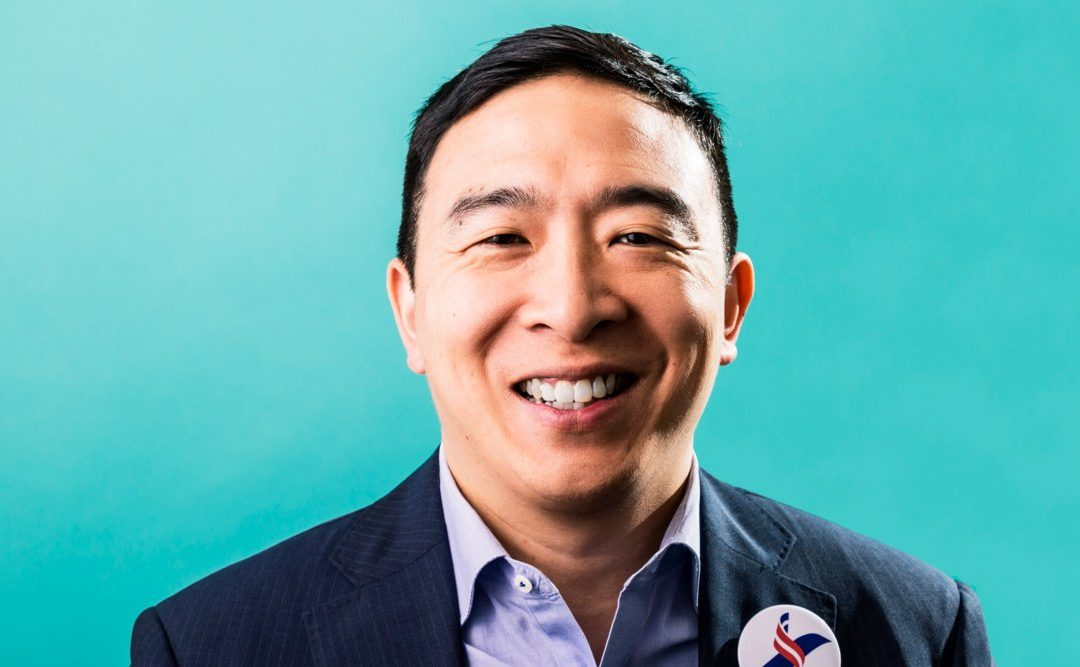 Andrew Yang Candidate Profile