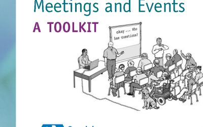 How to Plan Accessible Meetings and Events