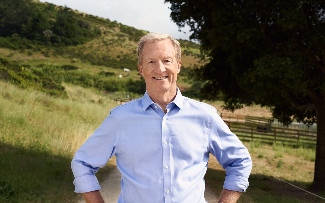 Tom Steyer Candidate Profile
